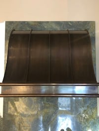 "39"" Custom Copper Hood by Lonestar Range Hood"