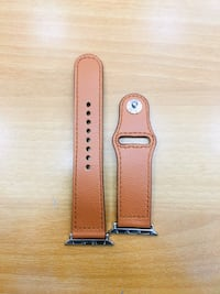 Leather Apple Watch strap, 38mm / 40mm