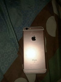 gold iPhone 6 with case Newark, 07107