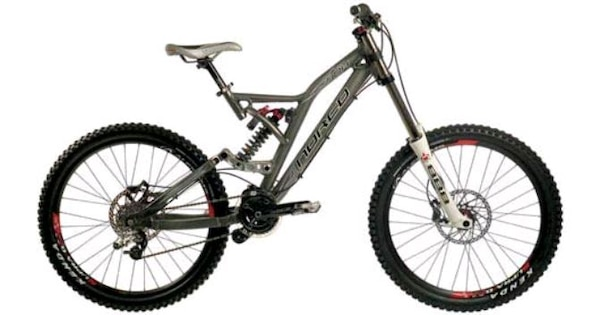 Excellent condition Norco Team Dh Mountain Bike c5a2d824-aa21-4f78-b149-29a39a53be95