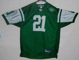 New York Jets Tomlinson football Jersey Reebok