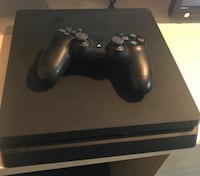 black Sony PS4 console with controller El Cajon, 92021