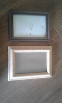 white wooden framed wall mirror Victoria, V8W 2G5