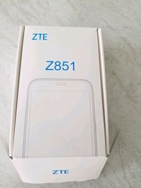 ZTE android cell phone BNIB Burnaby
