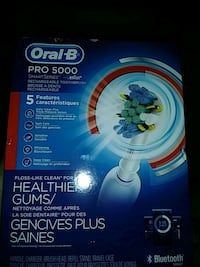 Oral B Pro 5000 Rechargeable Toothbrush