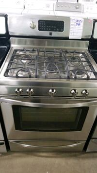 Kenmore 5burners natural gas Stove 30inches.  Hempstead, 11550