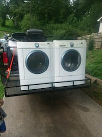 Frigidaire stackable washer and dryer Kannapolis, 28081