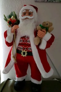 Santa  kids and grown ups will love as a decor for home in the holiday Los Angeles
