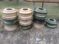 15 rims 22.5 for sale very good condition $70 each Manassas, 20110