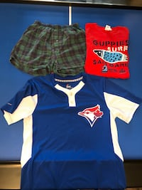 Boys-small, Majestic Cardinals Jersey, 1 pair boxers and tshirt Myrtle Beach, 29577