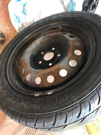 15inch rims and tires Toronto, M2L
