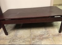 Coffee table. Used. $25 St. Catharines