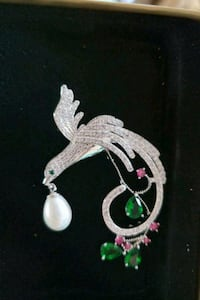 Brand new silver brooch  Mississauga, L5H 2W2