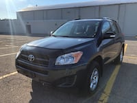 2012 Toyota RAV4 4WD/Low Mileage/No Accidents/Religiously Maintained At Toyota Vaughan