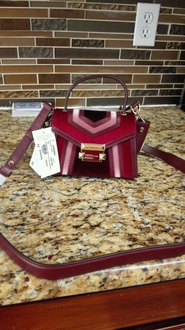3bb900dbb656f2 Used Authentic Mk Whitney mini bag for sale in Rowlett - letgo
