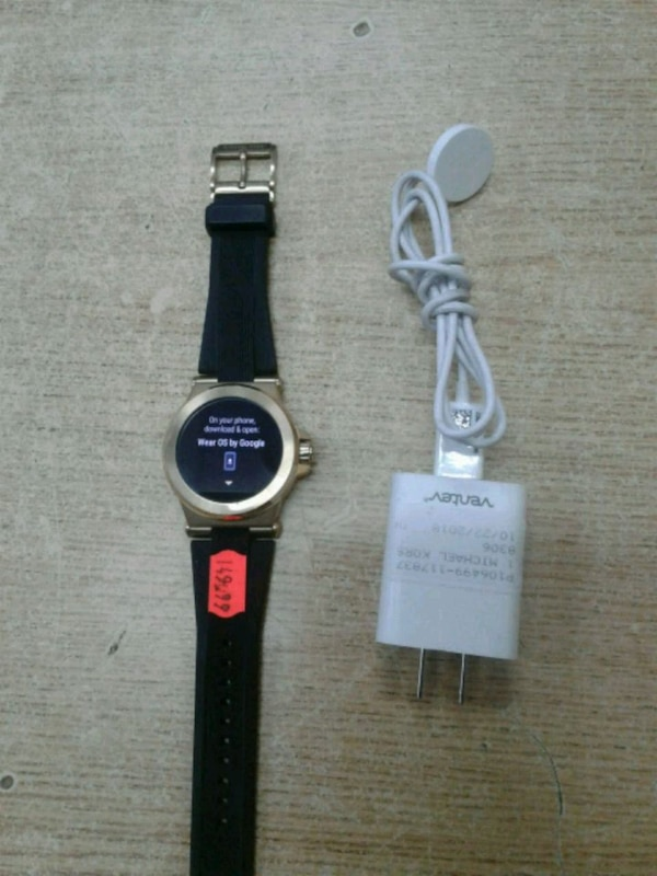 Michael Kors Access Dylan Goldtone Smartwatch,46mm