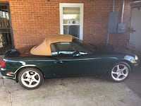 Green convertible coupe Montgomery, 36116