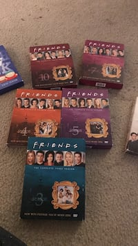 F.R.I.E.N.D.S movie case collection