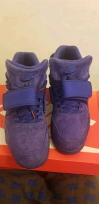 "AIR TR. V. CRUZ PRM ""RUSH BLUE"" Toronto, M6M 5A5"