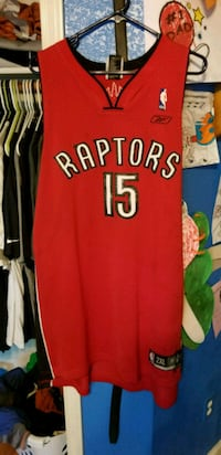 NBA authentic Vince Carter jersey. Great condition Austin, 78749