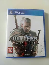 The Witcher 3 6643 km