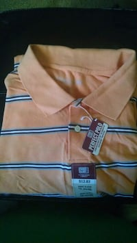 Faded Glory Men's Polo Shirt Centreville, 20120