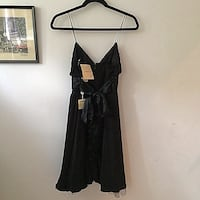 Brand new black size 12 Jessica dress  Toronto, M6E 2G6