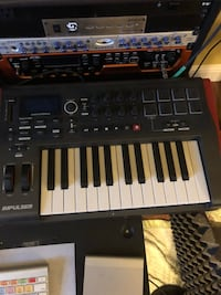 Studio keyboard. impulse novation. Odessa, 79762