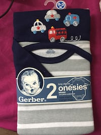 Brand New 2 Pack of Onesies Toronto, M1B 0A1