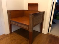 Arts & Crafts Wooden Chair Barnstable, 02601