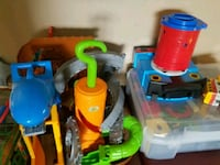 Tons of thomas the train htake and play  Hasbrouck Heights, 07604