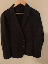 Black notch lapel suit jacket, Brand new, never used great condition . Woodbridge, 22193