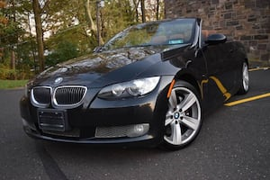 2007 BMW 335Ci Convertible 126,000 Miles Clean Title