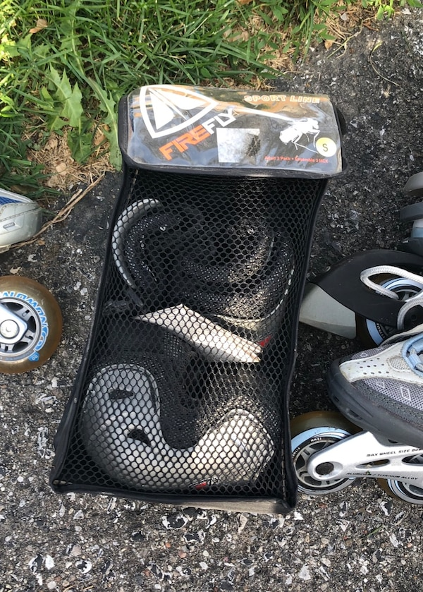 His & Hers Roller Blades 8