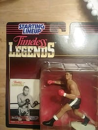 Joe louis timeless  legends boxing figure Middletown, 10940