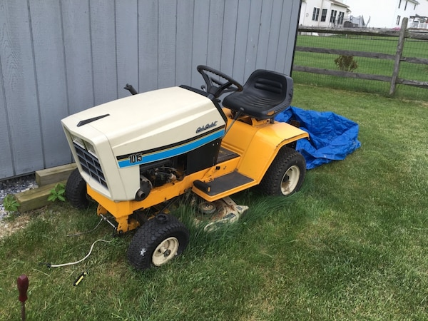 Used Cub Cadet 1015 Riding Mower For Sale In West Caln Letgo
