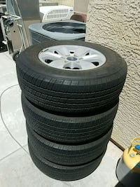 Michelin Tires  [PHONE NUMBER HIDDEN] % tread life Las Vegas, 89130