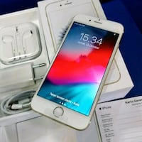 silver iPhone 6 with box Jacksonville, 32216