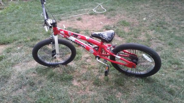 Used Schwinn Red And White Bmx Bike For Sale In Chicago