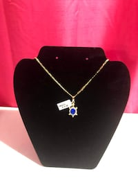 Turtle Necklace Chantilly
