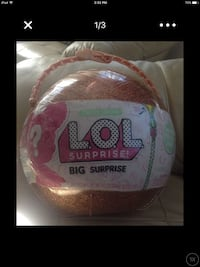 Limited Edition Lol Surprise container Bell Gardens, 90201