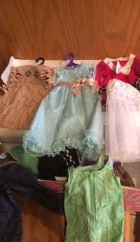 girl's assorted-color dress lot White Lake, 48383