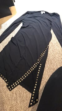Black MK dress size L Toronto, M4E 2W4