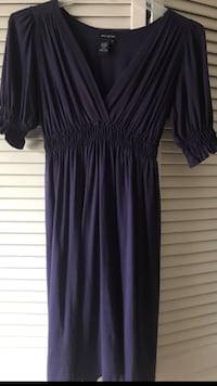 Women's purple dress Long Beach, 39560