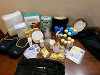 Medela Sonata breast pump and tons of accessories  Belton, 76513
