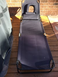 Outdoor/ indoor folding bed. Brand new.  Aurora, L4G 4T4
