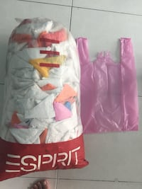600 clean plastic bags collection Jurong West Central Jurong, 643682