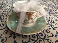 New! Giftable teacup and saucer  Toronto, M2J 2C2