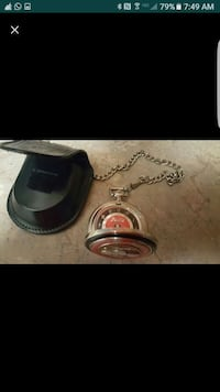 CLASSIC FORD POCKET WATCH 25 mi