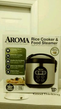 Aroma Rice Cooker  Bristow, 20136